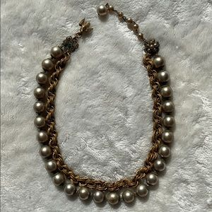 Vintage costume necklace